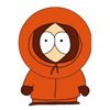 dessin de Kenny de South Park