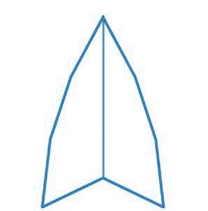 dessiner une étoile - etape 2