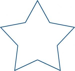 dessiner une étoile - etape 5