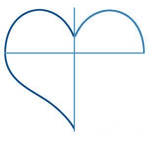 Comment dessiner un coeur - Comment fair un coeur ...
