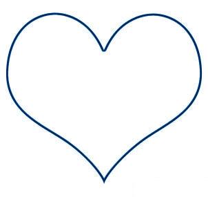 Comment dessiner coeur - Comment fair un coeur ...