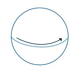 dessiner une pokeball - etape 2