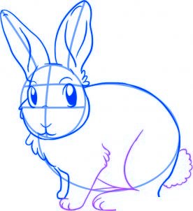 Häufig Comment dessiner un lapin | AlloDessin HF19