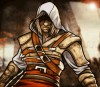 dessin de assassins creed termine