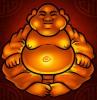 dessin de bouddha termine