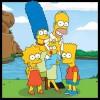 dessin de la famille simpson