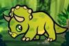 dessin de triceratops termine