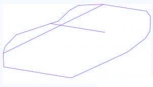 dessiner une voiture Dodge Viper - etape 1