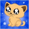 dessin de chat de dessin anime