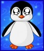 dessin de bebe pingouin