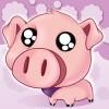 dessin de cochon mignon de dessin anime