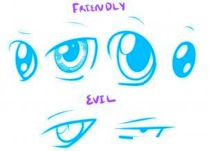 dessiner un chien de dessin anime - etape 3