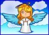 dessin d-un ange de noel