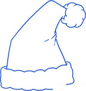 Dessin De Pere Noel Simple : comment dessiner le bonnet du p re no l allodessin ~ Pogadajmy.info Styles, Décorations et Voitures