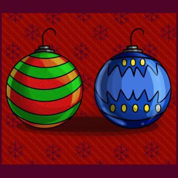 Comment dessiner des boules de no l allodessin - Boules de noel a colorier gratuit ...