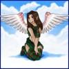 dessin d un ange de noel