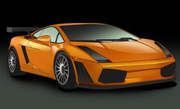 Comment Dessiner Une Voiture De Sport Lamborghini 2 Allodessin