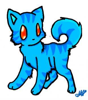 Comment dessiner un chat de manga allodessin - Un dessin de chat ...
