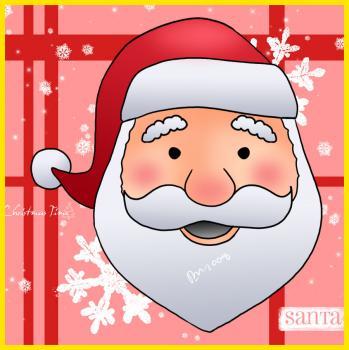 Comment Dessiner Le Père Noël 2 Allodessin