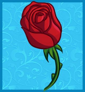 Comment Dessiner Une Rose Rouge 2 Allodessin