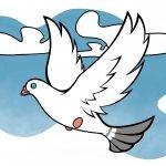 Comment dessiner un flocon de neige de no l allodessin - Comment dessiner une colombe ...