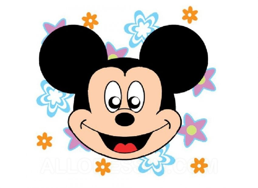 Comment dessiner mickey de disney allodessin - Dessiner mickey ...